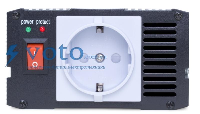 Инвертор напряжения с чистой синусоидой.  670. грн.  Luxeon IPS-600S.
